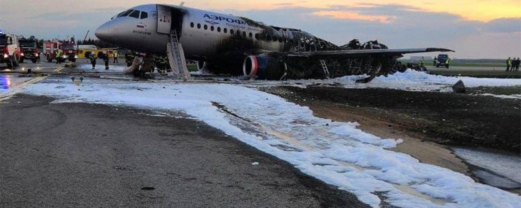 Профанация безопасности полётов в России