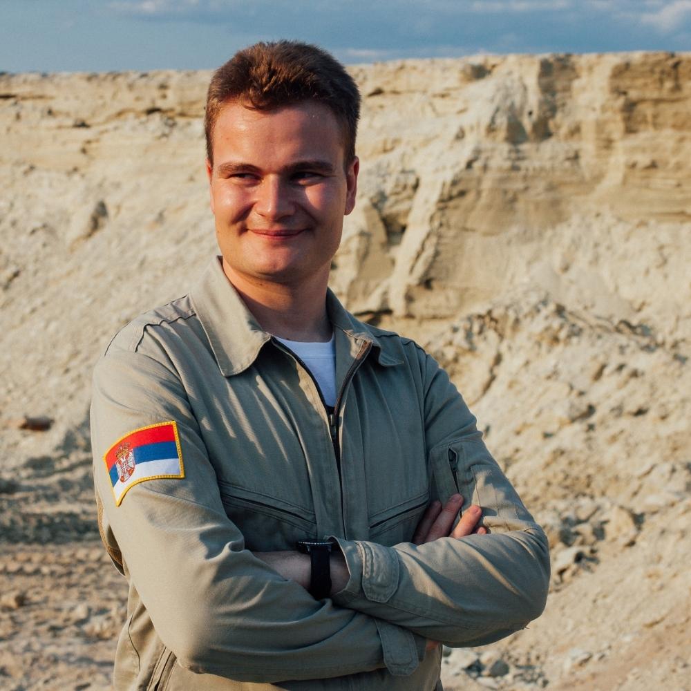 Павел Семченко, пилот гражданской авиации